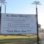 Collegeville Church Moved