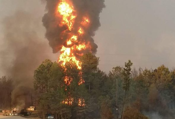 Air Quality Concerns After the Colonial Pipeline Explosion