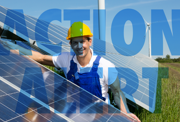 Tell Your Senator to Vote Yes on 100% Renewable Energy by 2050