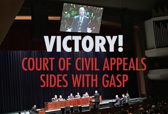 Alabama Court of Civil Appeals Sides with Gasp