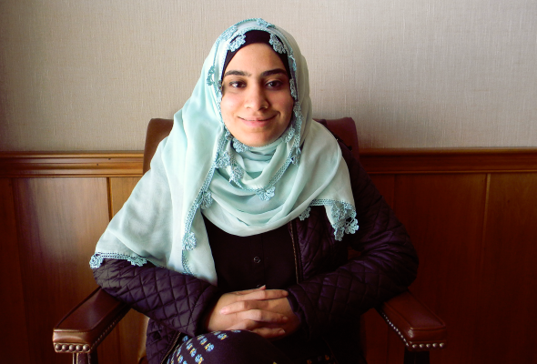 Meet the Interns: Dania Ashour