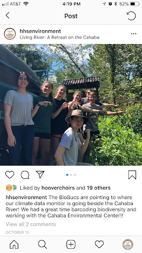 BioBucs at Cahaba Environmental Center